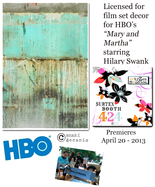 Film Credits - Mary and Martha HBO LO