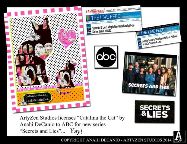 LICENSED - ABC - SECRETS AND LIES LO