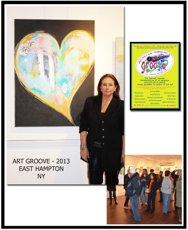 ART GROOVE 2013 East Hampton