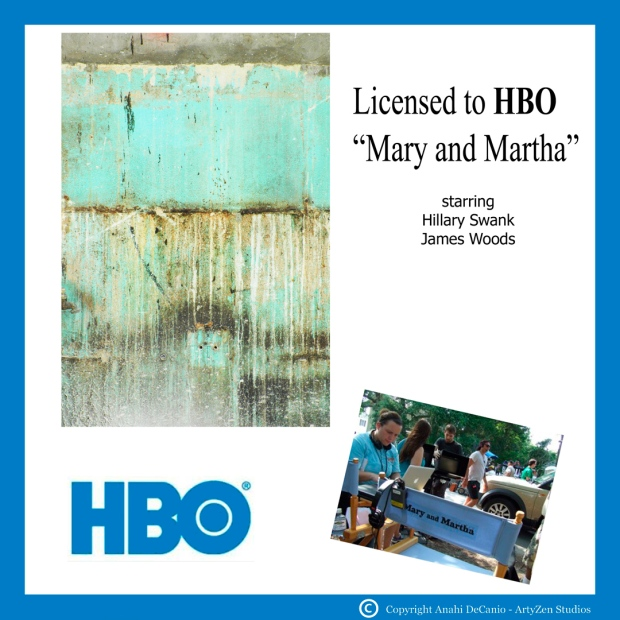 Licensed to HBO - Mary and Martha