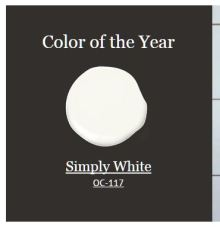 BENJAMIN MOORE COLOR OF YEAR 2016