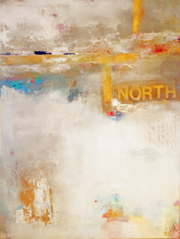 ANAHI DECANIO ABSTRACT ART EAST BY NORTHEAST WILLIAM RIS HAMPTONS