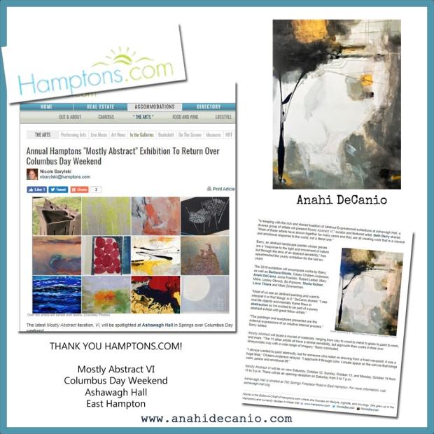 --- Anahi DeCanio Douglas Elliman featured in hamptons press